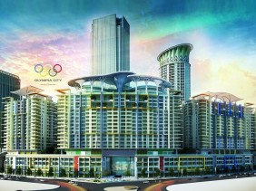 Olympia City superior condo for sale Cambodia