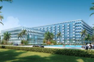 泰国高级公寓在售  七珍佛山花园酒店