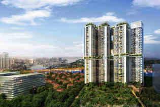 Urban Village Phnom Penh-Phase 2 superior condo for sale Cambodia