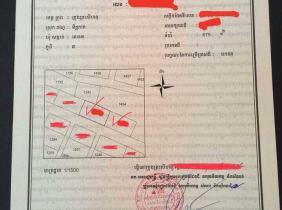 Sihanoukville Municipality Krong Preah Sihanouk Land Rent12231$/Month