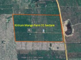 Kampong Speu Phnom Sruoch District Land for Sale 5$/m2